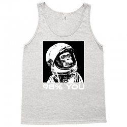 funny monkey astronomy Tank Top | Artistshot