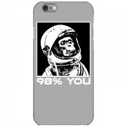 funny monkey astronomy iPhone 6/6s Case | Artistshot