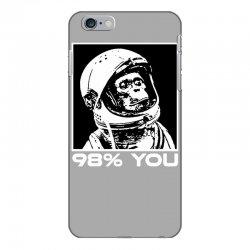 funny monkey astronomy iPhone 6 Plus/6s Plus Case | Artistshot