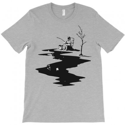 Star Fishing T-shirt Designed By Jokers