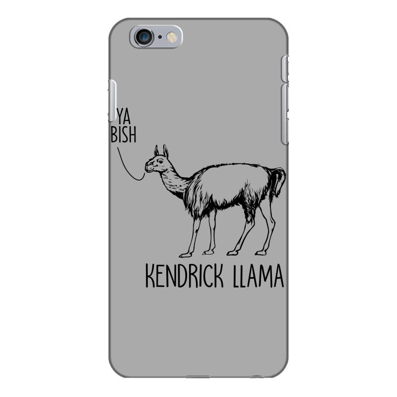 best cheap 02854 830d6 Kendrick Llama Iphone 6 Plus/6s Plus Case. By Artistshot