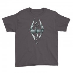 Skyrim Youth Tee | Artistshot