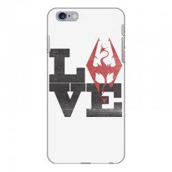 Love Skyrim iPhone 6 Plus/6s Plus Case | Artistshot