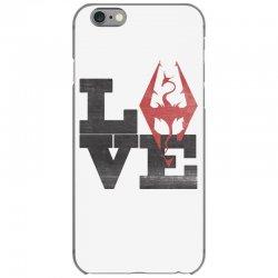Love Skyrim iPhone 6/6s Case | Artistshot