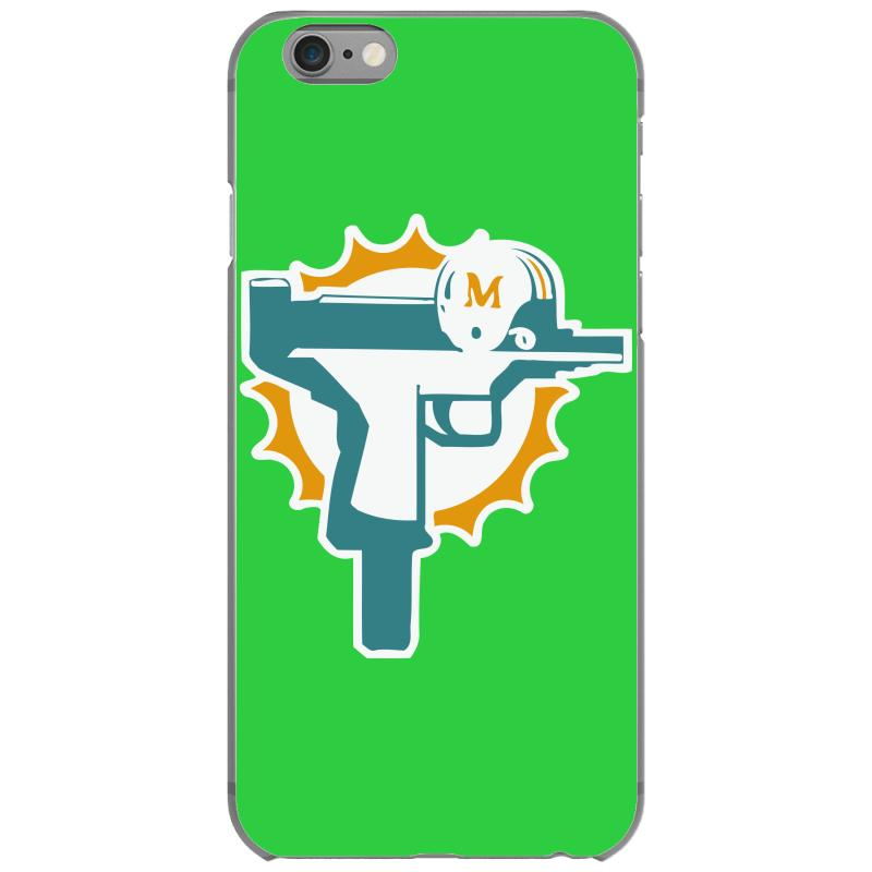Hot Custom Miami Dolphins Uzi Gun T Shirt Football Jersey Funny Ryan  free shipping