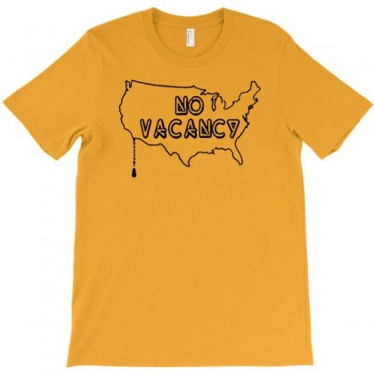 No Vacancy T-shirt Designed By Tonyhaddearts
