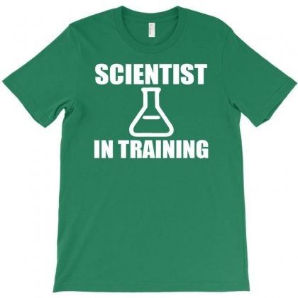 Scientist In Training T-shirt Designed By Tonyhaddearts