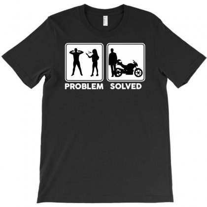 Funny Biker T-shirt Designed By Tonyhaddearts