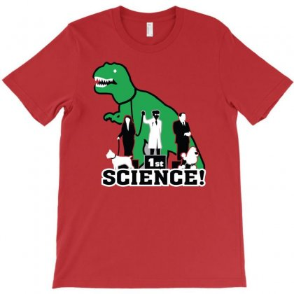1st Science T-shirt Designed By Gematees