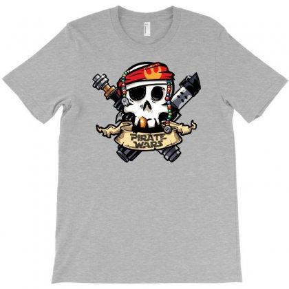 Pirate War T-shirt Designed By Gematees