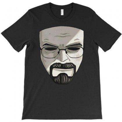 Breaking Bad Heisenberg T-shirt Designed By Gematees