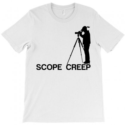 Scope Creep T-shirt Designed By Designbysebastian