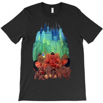 Akira Anime T-shirt Designed By Tonyhaddearts