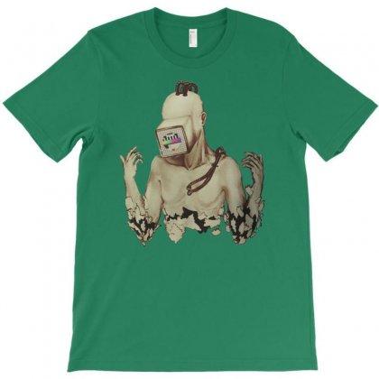 Cyborg T-shirt Designed By Tonyhaddearts