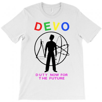 Devo   Duty Now For The Future T-shirt Designed By Tonyhaddearts