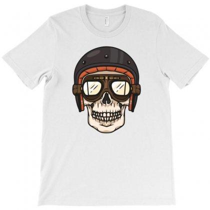 Cafe Racer T-shirt Designed By Vartdater