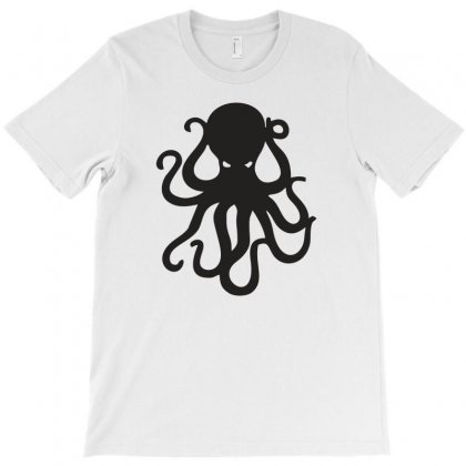 Mark Octopus T-shirt Designed By Vartdater