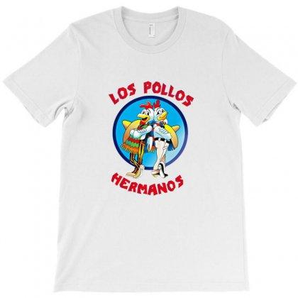 Los Pollos Hermanos T-shirt Designed By Kamen