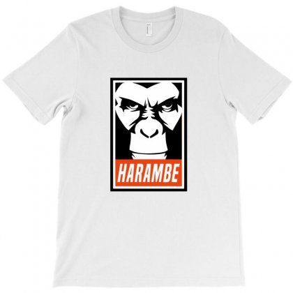 Obey Harambe T-shirt Designed By Kamen