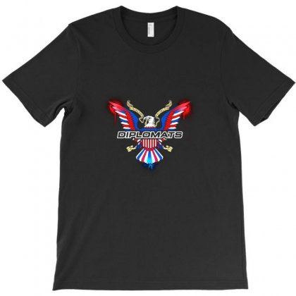 The Diplomats T-shirt Designed By Kamen