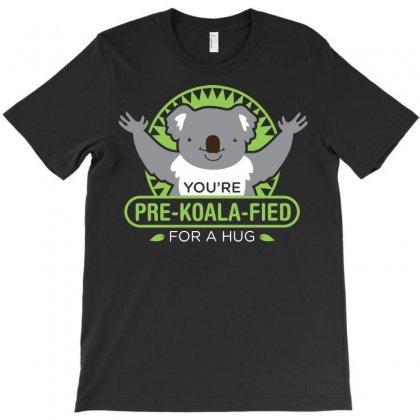 Pre Koala Fied T-shirt Designed By Gematees