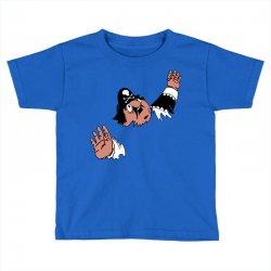 funny captain pugwash Toddler T-shirt   Artistshot