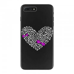 love gym pink dumble iPhone 7 Plus Case | Artistshot