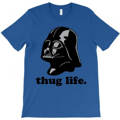 Darth Vader Thug Life T-shirt Designed By Jomadado