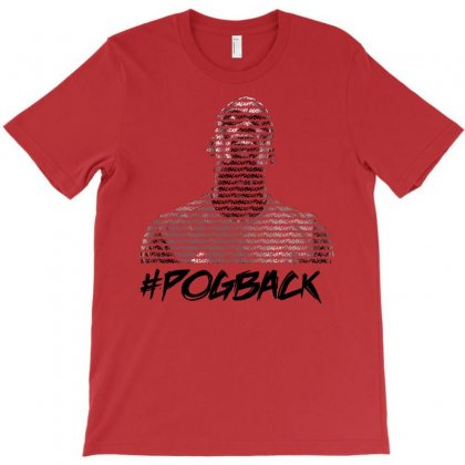 Pogback T-shirt Designed By Theartsyinfamous