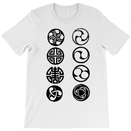 Symbols And Emotions T-shirt Designed By Theartsyinfamous