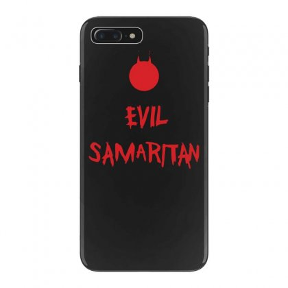 Evil Samaritan Funny Iphone 7 Plus Case Designed By Tonyhaddearts