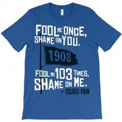 funny chicago cubs T-Shirt | Artistshot