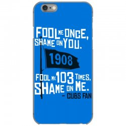 funny chicago cubs iPhone 6/6s Case | Artistshot