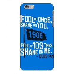 funny chicago cubs iPhone 6 Plus/6s Plus Case | Artistshot