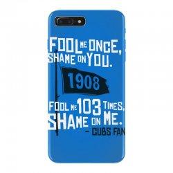 funny chicago cubs iPhone 7 Plus Case | Artistshot