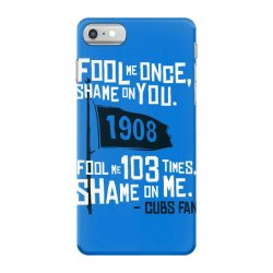 funny chicago cubs iPhone 7 Case | Artistshot