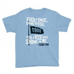 funny chicago cubs Youth Tee | Artistshot