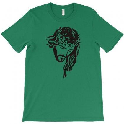 Jesus T-shirt Designed By Tonyhaddearts