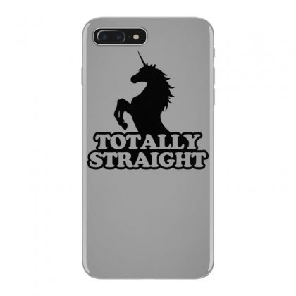 Totally Straight Iphone 7 Plus Case Designed By Tonyhaddearts
