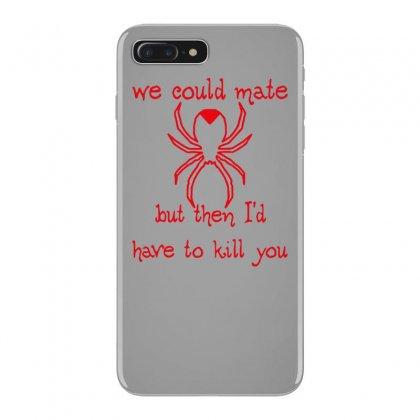 Tarantula Spider Funny Iphone 7 Plus Case Designed By Tonyhaddearts