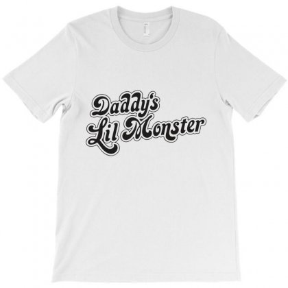 Daddy Lil Monster T-shirt Designed By Munil
