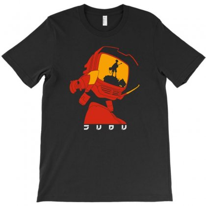 Flcl T-shirt Designed By Munil