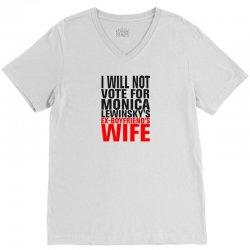 Ex-Boyfriend Wife V-Neck Tee | Artistshot