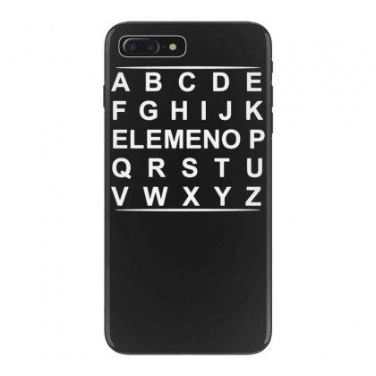 Elemeno Iphone 7 Plus Case Designed By Tonyhaddearts