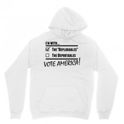 Deplorables America Unisex Hoodie | Artistshot