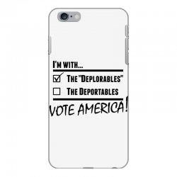 Deplorables America iPhone 6 Plus/6s Plus Case | Artistshot
