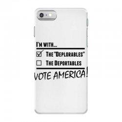 Deplorables America iPhone 7 Case | Artistshot