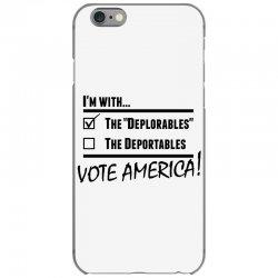 Deplorables America iPhone 6/6s Case | Artistshot