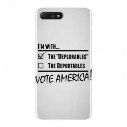 Deplorables America iPhone 7 Plus Case | Artistshot