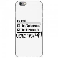 Donald Trump Deportables iPhone 6/6s Case | Artistshot